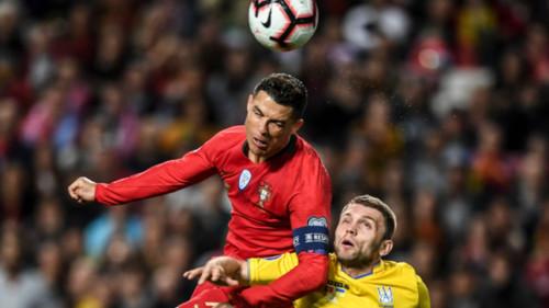 КАРАВАЕВ: «Несколько раз просил футболку у Роналду, он не захотел меняться»