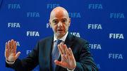 Президент ФІФА: «Ніяких матчів і турнірів, якщо залишається небезпека»