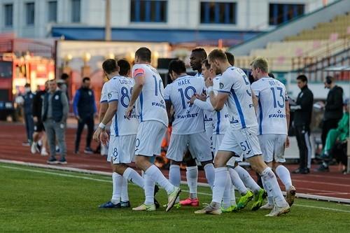 Динамо-Брест – Ислочь. Смотреть онлайн. LIVE трансляция