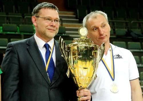 Володимир ВАКЕРЯК: «Южанки повинні грати в наступній Лізі чемпіонів