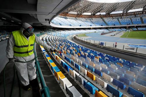 Джерело: футбольні матчі в Італії проходитимуть без глядачів до січня