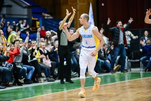 Лучшая сборная Украины по баскетболу всех времен