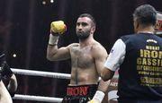 Мурат ГАССИЕВ: «Хочу провести бой-реванш с Усиком»