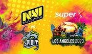 NAVI — Team Spirit. Прогноз и анонс на матч ESL One Los Angeles 2020