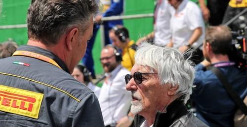 Берни ЭККЛСТОУН: «Нужно отменить весь сезон Формулы-1 прямо сейчас»