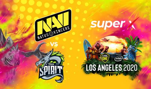 NAVI — Team Spirit. Прогноз і анонс на матч ESL One Los Angeles 2020