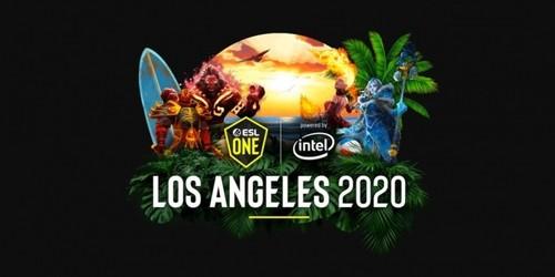 ESL One Los Angeles. Календарь и результаты турнира по Dota 2