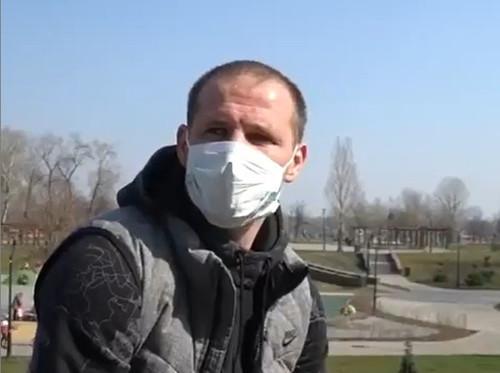 Александр АЛИЕВ: «Сейчас чемпионата Украины вообще нет»