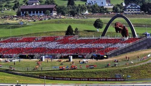 Формула-1: Австрия готова принять первый этап сезона