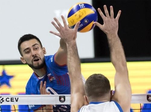 В Словакии выбрали лучших волейболистов страны