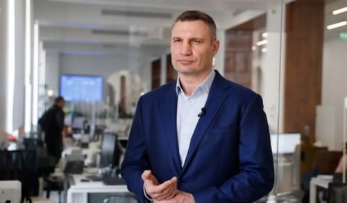 Виталий КЛИЧКО: Киев может начать выходить из карантина после Пасхи