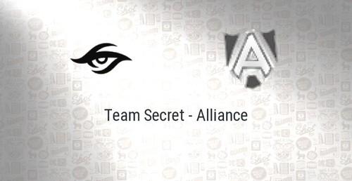 Team Secret – Alliance. Прогноз и анонс на матч ESL One Los Angeles
