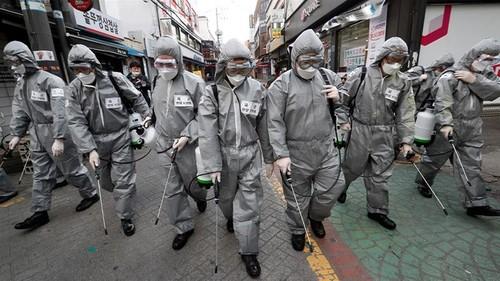 ВОЗ считает, что пик коронавируса еще впереди