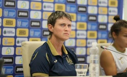 Тренер женской сборной Украины: «Все девушки здоровы и соскучились»