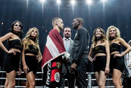 WBSS: финальный бой между Бриедисом и Дортикосом в мае не состоится