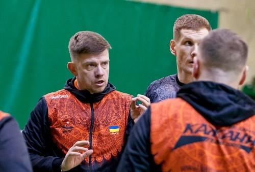 Угис КРАСТИНЬШ: «Конкуренция в мужской Суперлиге явно возросла»