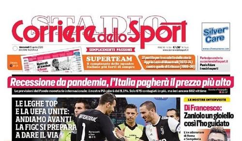 В Італії всерйоз розраховують відновити Серію A 30 або 31 травня