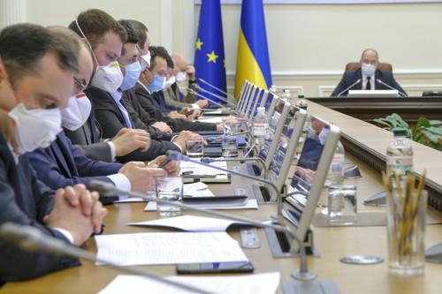 Кабмин разрешил сборным Украины проводить тренировки во время карантина