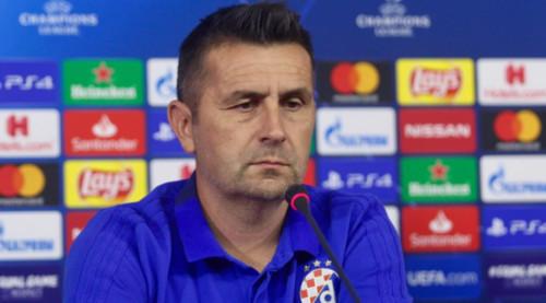 Динамо Загреб уволило главного тренера