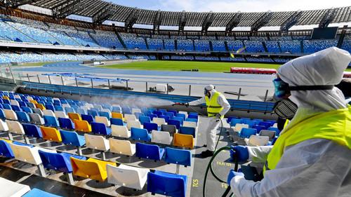 В Италии могут запретить болельщикам посещать стадионы до 2021 года