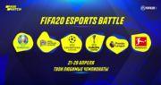 Fifa20 eSports battle: кіберспорт кидає виклик карантину