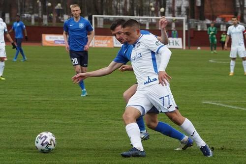 Вітебськ – Динамо Брест – 1:0. Текстова трансляція матчу