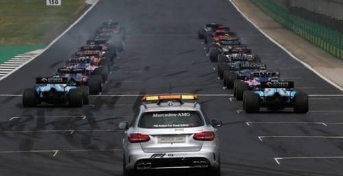 Формула-1: после старта в Австрии - две гонки в Великобритании