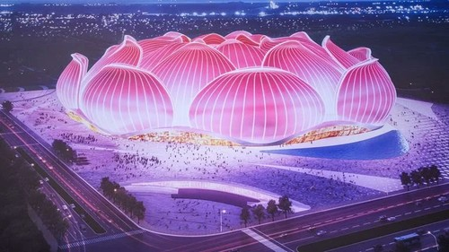ВІДЕО. Новий стотисячник. Найбільший стадіон світу буде побудований у Китаї