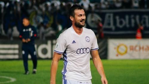 Мілевського назвали Гравцем матчу проти Іслочі
