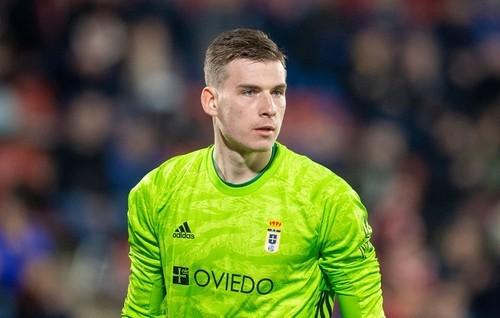 Лунин станет вторым вратарем Реала, Заре интересен албанский голкипер