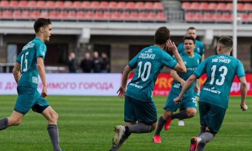 Рух Брест – Мінськ – 1:0. Відео голу і огляд матчу