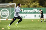 ФОТО. Португальский Спортинг возобновил тренировочные занятия