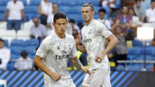 Реал планирует продать шесть игроков