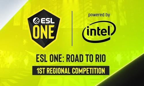 ESL One: Road to Rio – Europe. Календарь и результаты турнира