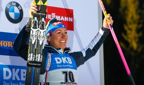 Відома італійська біатлоністка завершила кар'єру