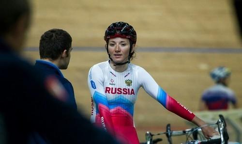 Російська велосипедистка дискваліфікована на чотири роки за допінг
