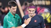 Новак ДЖОКОВИЧ: «Федерер, можливо, найвеличніший гравець в історії»