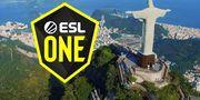 ESL One: Road to Rio - South America. Календар і результати