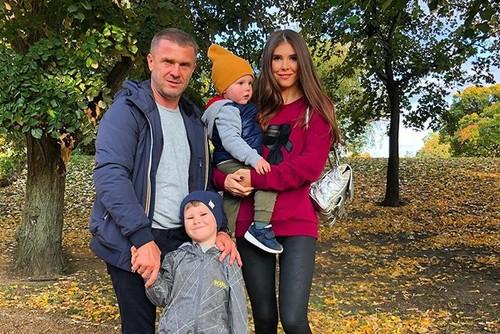 ФОТО. Два годика. Семья Реброва празднует день рождения младшего сына