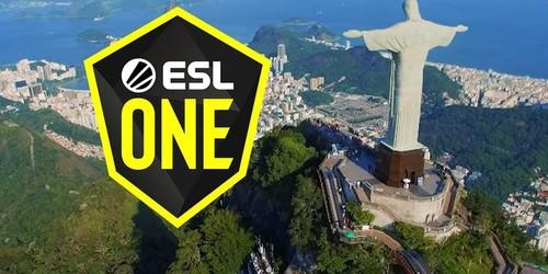 ESL One: Road to Rio - South America. Календарь и результаты