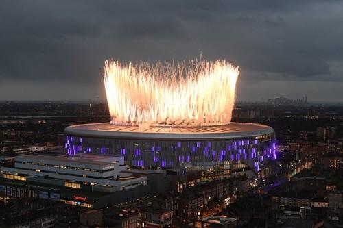 Семь лучших стадионов мира претендуют на награду Арена года