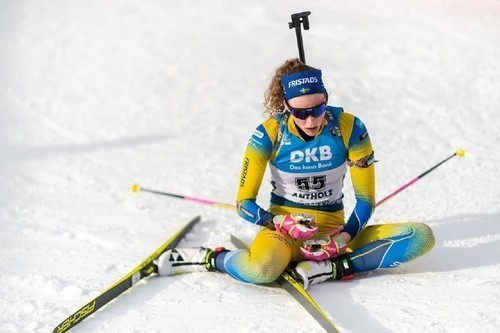 Став відомий склад збірної Швеції з біатлону на наступний сезон