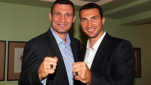 Маскаев рассказал, за счет чего братья Кличко стали чемпионами мира