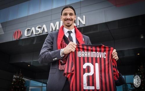 Ибрагимович может продолжить карьеру в Бразилии