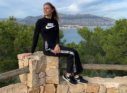 ЖАРТ ДНЯ. Левченко показала, яким буде сезон 2020 у легкій атлетиці