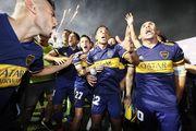 Бока Хуниорс в 34-й раз стала чемпионом Аргентины
