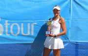 Украинка Закарлюк выиграла первый 25-тысячник в карьере