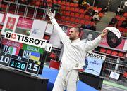 Українець Рейзлін завоював бронзу турніру серії Гран-прі в Будапешті