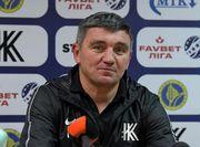 Руслан КОСТЫШИН: «За сегодняшнее поражение от Шахтера не стыдно»