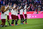 ВИДЕО. Болельщики Баварии устроили перфоманс в честь 120-летия клуба